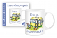 Mug - Home Is Where You Park It