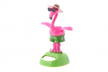 Solar Flamingo, With Shorts/Hat