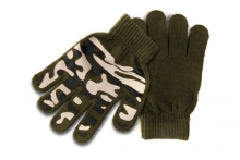 Gloves - Childs Camouflage