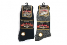 Socks - Mens Deluxe Thermal