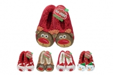 Slippers - Novelty Christmas