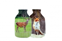 Hot Water Bottle - Stag/Fox