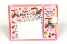 Magnetic Planner Set - Mum'S Busy Day