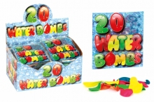 Water Bombs In Display