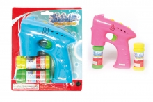 Bubble Gun With Lights & Sounds