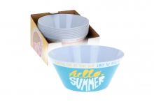 Salad Bowl - Summer Print