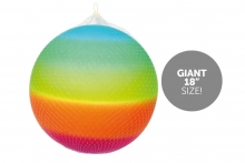 *FLAT* Megaball - Giant Rainbow,