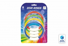 Dive Rings - Carded (4)