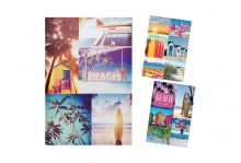 Canvas Wall Picture - Summer Prints