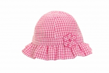 Hat - Baby Girls, Gingham