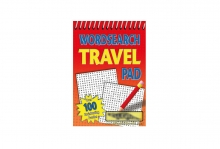 Travel Wordsearch
