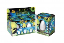 Alien Egg - Hatching