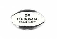 *FLAT* Rugby Ball - Cornwall, Small