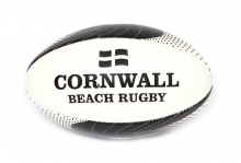 *FLAT* Rugby Ball - Cornwall, Large