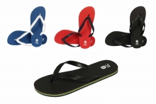 Flip Flops - Adults, Plain, Size 8