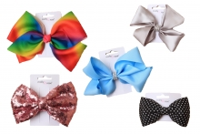 Fashion Hair Bow - Large