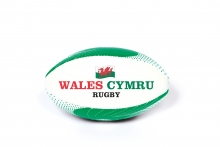 Rugby Ball - Wales, Small