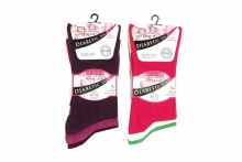 Ladies Socks - Diabetic, Non Elastic