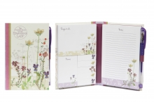 Sticky Notes Folder - Country Meadows