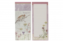 Shopping List Pad - Country Meadows
