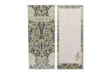 Shopping List Pad - William Morris