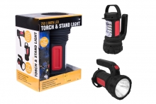 Camping Torch & Stand Light