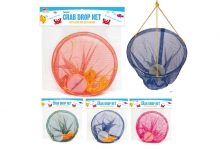 Deluxe Drop Net - Single Ring