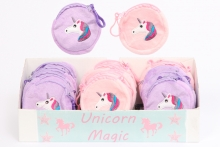 Keyring - Soft Unicorn Purse