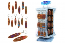 Surfboard Keyring and Magnet