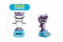 Solar Powered Shark