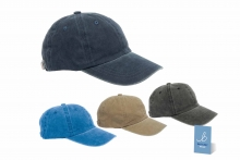 Baseball Cap - Adults, Washed