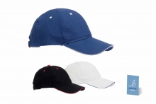 Adult Brushed Baseball Cap