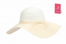 Ladies Wide Brim Sun Hat - Pastel