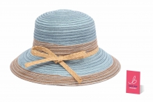 Ladies Deluxe Sun Hat - Blue