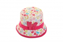 Girls Butterfly Hat