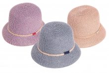 Ladies Straw Bush Hat