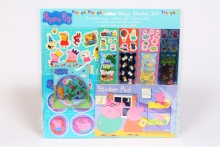 Sticker Set - Peppa Pig