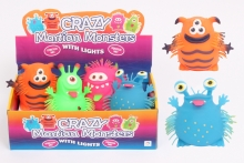 Crazy Martian Monsters - Stretchy