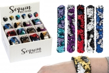 Snap Bracelet - Sequin