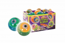 Eyeball Bouncy Ball - In Display
