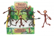 Bendy Monkey