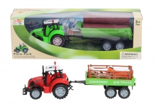Tractor & Trailer Set - Boxed