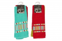 Kitchen Towels - Deluxe, Assorted