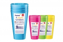 Picnic Tumblers - Assorted Colours