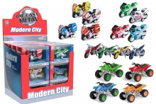 Quadbike - Assorted in Display