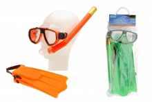Childs Mask, Snorkel & Flippers