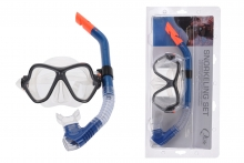 Deluxe Mask & Snorkel, In Camshell