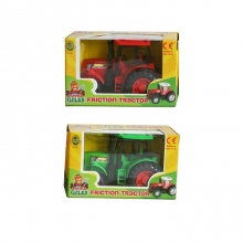 Tractor -Small, Boxed