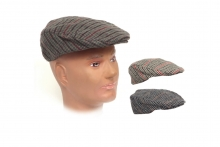 Gents Tweed Flat cap