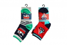 Socks - Baby Boys, Pack of 3